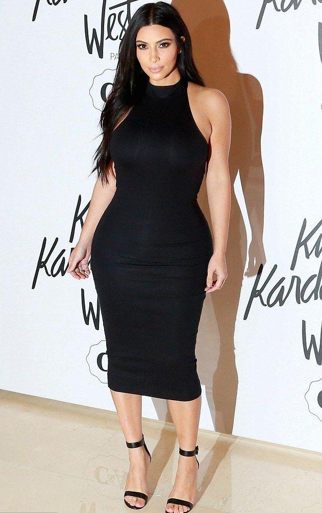 Bodycon, o favorito das Kardashians: saiba combinar esse look