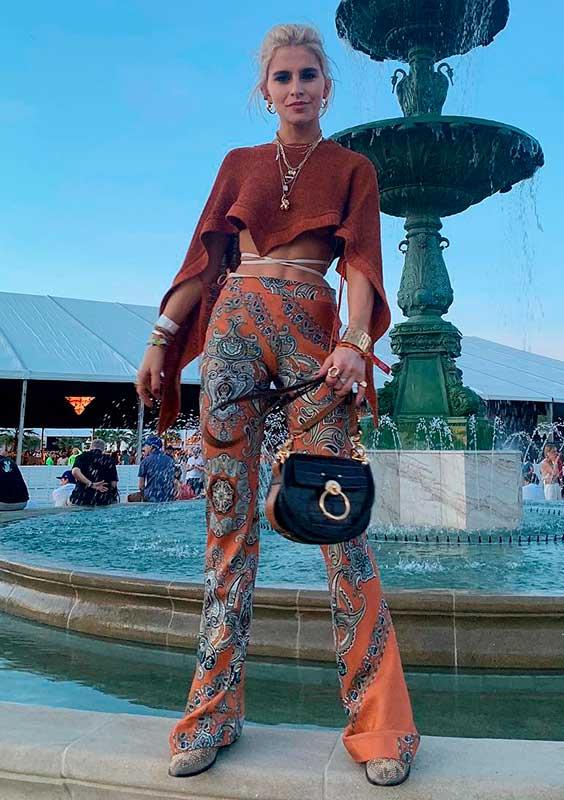 a17a4d14f Coachella 2019: O que as it girls usaram no primeiro fds - Guita Moda