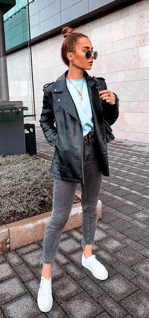 look de inverno com calça