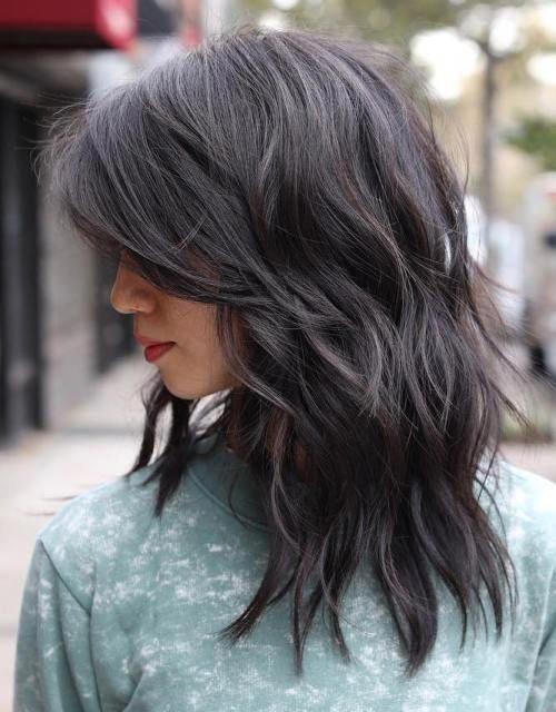 cabelo desfiado