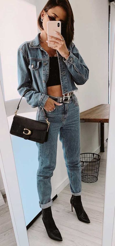 look jeans com jeans