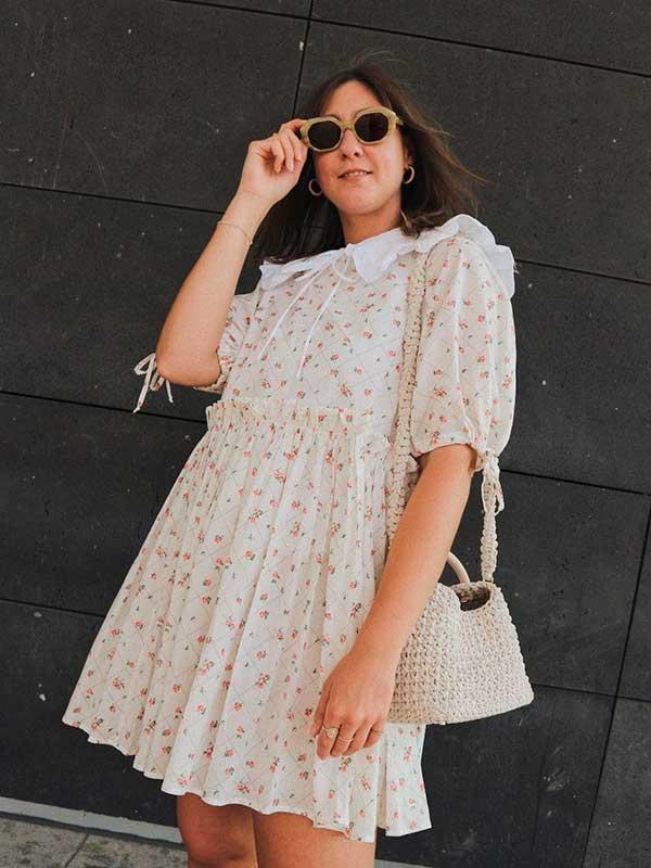 vestido flroal