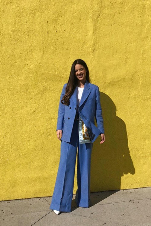 terninho azul oversized
